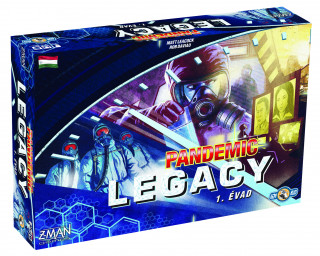 Pandemic: Legacy - 1. évad AJÁNDÉKTÁRGY