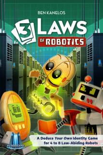 3 Laws of Robotics Ajándéktárgyak