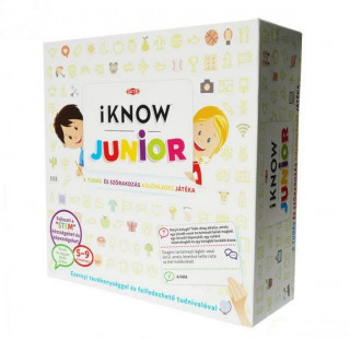 iKnow Junior AJÁNDÉKTÁRGY