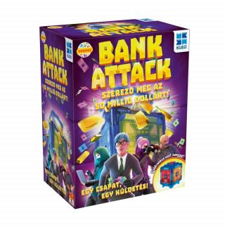 Bank Attack AJÁNDÉKTÁRGY