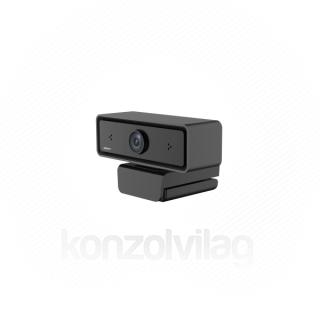Dahua Webkamera - UZ3 (1920x1080 30fps; H.264; mikrofon; digitális zajszűrés;  fekete; USB)