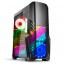 Spirit of Gamer Számítógépház - ROGUE 2 RGB (fekete, ablakos, 3x12cm ventilátor, ATX, mATX, 1xUSB3.0, 2xUSB2.0) thumbnail
