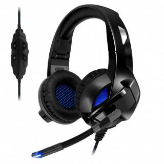 Spirit of Gamer Fejhallgató - XPERT H300 (7.1, mikrofon, USB, PC/PS4, hangerőszabályzó) PC