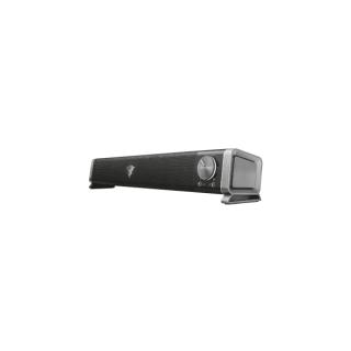 Trust Hangszóró Soundbar - GXT 618 Asto (6W RMS; hangerőszabályzó; 3,5mm jack; USB tápcsatlakozó; fekete) PC