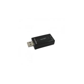 APPROX Hangkártya - USB csatlakozás, 7.1 hangzás