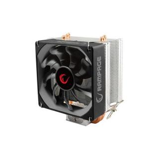 Rampage CPU Cooler - Wind Chill-200 (Socket AM4 / LGA2011; 2 db heatpipe, 12cm) PC