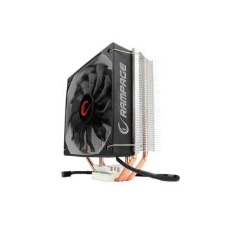 Rampage CPU Cooler - Wind Chill-320 (Socket AM4 / LGA2011; 3 db heatpipe, 12cm) PC