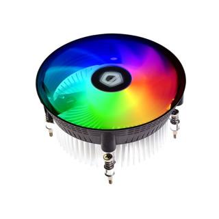 ID-Cooling CPU Cooler - DK-03i RGB PWM (14,2-25,6dB; max. 104,48 m3/h; 4pin csatlakozó, 12cm) PC