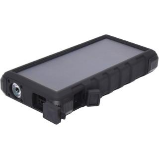 Sandberg Akkubank - Outdoor Solar Powerbank 24000mAh (napelemes; kültéri; IP54 por és cseppálló; LED; 3A 2xUSB+USB-C)