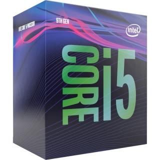 Intel Processzor - Core i5-9400 (2900Mhz 9MBL3 Cache 14nm 65W skt1151 Coffee Lake) BOX