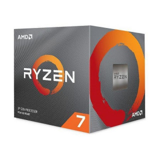 AMD Processzor - Ryzen 7 3800X (3900Mhz 32MBL3 Cache 7nm 105W AM4) BOX No Cooler