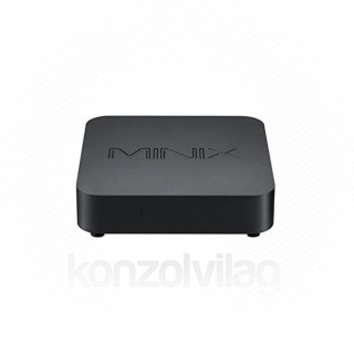 MINIX MiniPC - NEO N42C-4 PLUS (IP N4200, 4GB, 64GB, Intel HD505, BT, Wifi, 2280 M.2 slot,konzol, Win10 Pro 64bit) PC