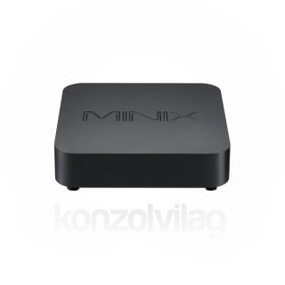 MINIX MiniPC - NEO J50C-4 (Intel J5005, 4GB, 64GB, Intel HD, Bluetooth 4.1, Wifi, konzol, Win10Pro 64bit) PC