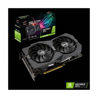 Asus Videokártya - nVidia ROG-STRIX-GTX1660S-6G-GAMING (6144MB, DDR6, 192bit, 1785/14002Mhz, 2xHDMI, 2xDP) PC