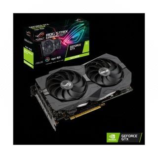 Asus Videókártya - nVidia ROG-STRIX-GTX1650S-A4G-GAMING (4096MB, DDR6, 128bit, 1740/12002Mhz, 2xHDMI, 2xDP, Ventillátor)