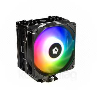 ID-Cooling CPU Cooler - SE-224-XT ARGB (16,2-31,5dB; max. 95,99 m3/h; 4pin csatlakozó, 4 db heatpipe, 12cm, PWM) PC