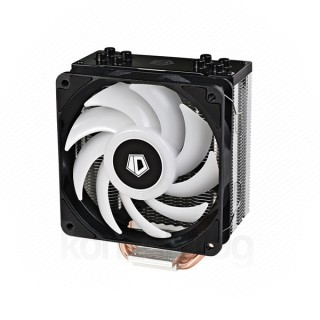 ID-Cooling CPU Cooler - SE-224-RGB (16,2-31,5dB; max. 95,99 m3/h; 4pin csatlakozó, 4 db heatpipe, 12cm, PWM) PC