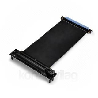 DeepCool PCI-E Riser kábel - PEC 300 (25cm kábel)