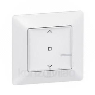 NETATMO kapcsoló - Vezeték nélküli intelligens redőnyvezérlő, Valena Life fehér (CR2032 gombelemmel)