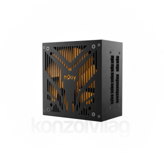 NJOY Tápegység 650W - Alpha 650 (80 Plus Gold, Moduláris, Aktív PFC, 14cm) PC