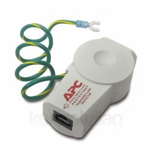 APC túlfeszültségvédő - PTEL2 (önálló tranziens elleni védelem analóg/DSL-telefonvonalhoz (2 vonal, 4 vezeték)) PC