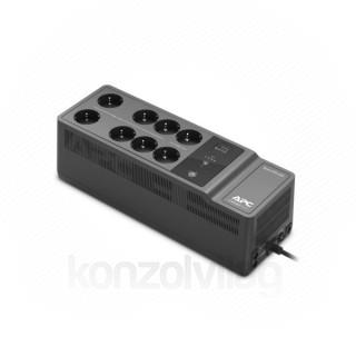 APC szünetmentes 650VA - BE650G2-GR (Back-UPS 650VA, 230V, 1 USB charging ports)