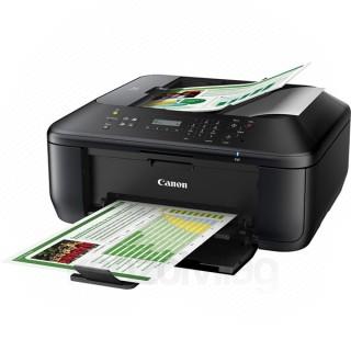 CANON Nyomtató - MX475 (Színes Multifunkciós 5,5/9,7ppm, 4800x1200dpi, ADF, 100 lap, USB, Fax, Wifi) PC