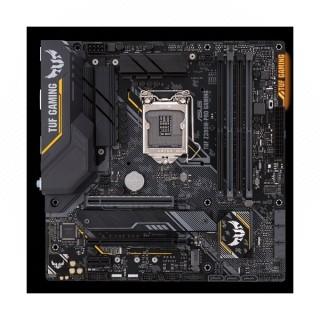 Asus Alaplap - Intel TUF Z390M-PRO GAMING s1151 (Z390, 4xDDR4 4266MHz, LAN, 6xSATA3, 2xM.2, RAID 4xUSB2.0, 9xUSB3.1)