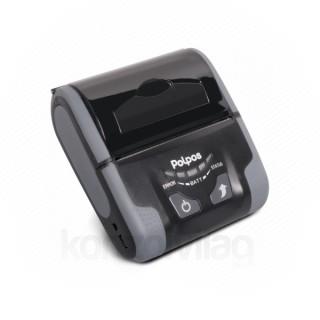 POLPOS Mobil Blokknyomtató - MP80 bluetooth (mobil blokk és számlanyomtató; Akkumulátor; 80mm kellékanyag)
