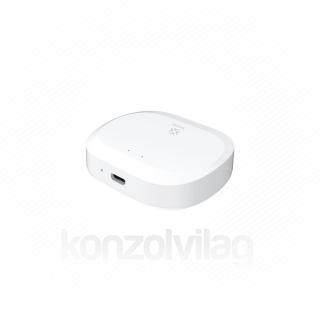 Woox Smart Zigbee Központi Hub - R7070 (2.4GHz Wi-Fi & Zigbee 3.0)