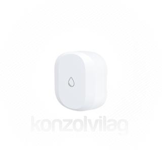 Woox Smart Zigbee Vízszivárgás-érzékelő - R7050 (1xCR2032, Zigbee 3.0, beltéri)