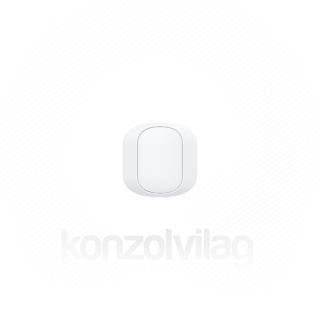 Woox Smart Zigbee Vezeték Nélküli Kapcsoló - R7053 (1xCR2032, Zigbee 3.0, beltéri)