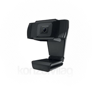 APPROX Webkamera - USB2.0, 1920x1080 30fps, Fekete
