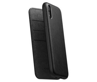 Nomad Rugged Folio iPhone XR BLACK Mobil