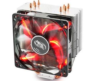 COOLER DeepCool GAMMAXX 400 RED PC
