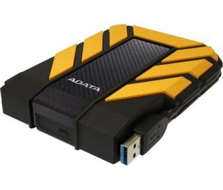 HDD ADATA HD710P 2TB USB3.1 HDD, Sárga