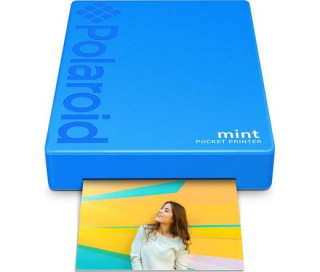 POLAROID Mint Mobilprinter - Kék