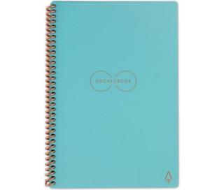 Rocketbook - Everlast Executive Notebook (Világoskék) Több platform