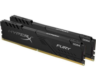 DDR4 8GB 3200MHz Kingston HyperX Fury (rev.3) Black CL16 KIT2