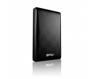 HDD EXT Silicon Power Diamond D03 1TB USB3.0 Fekete PC