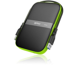 HDD EXT Silicon Power Armor A60 4TB fekete