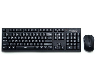 ZALMAN ZM-KM870RF Keyboard & Mouse Combo USB (ENG) PC