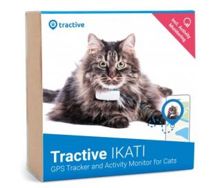 Tractive GPS IKATI - Macska nyomkövető Otthon