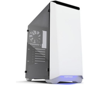 Phanteks Eclipse P400 Tempered Glass, White PC