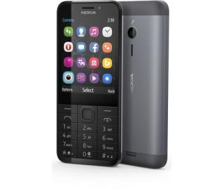 TEL NOKIA 230 DS Dark Silver