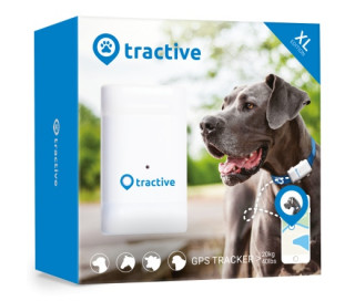Tractive GPS XL - Nagytesű házi kedvenc nyomkövető Otthon