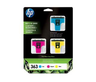 Patron HP No363 Colour 3-pack (C,M,Y) (CB333EE)