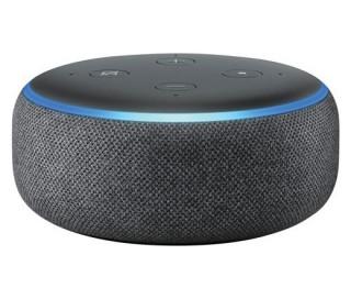 Amazon Echo Dot 3 (Charcoal Black) Több platform