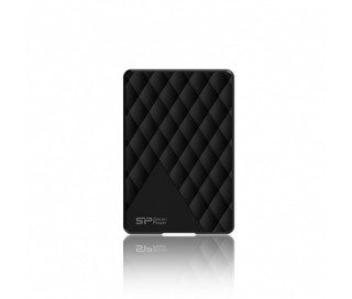 HDD EXT Silicon Power D06 2TB USB2.0 Fekete