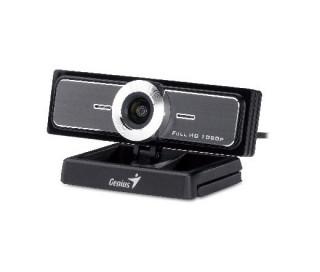 GENIUS WideCam F100 1080p fekete